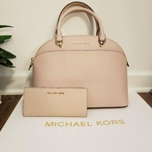 New MK Bag and Wallet